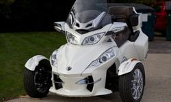 20.13 Can-Am® Spyder® RT Limited