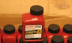 $20 2- cycle premium synthetic oil