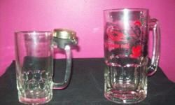 $20 2 Beer Mugs/Steins (Oswego)