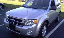 $20,625 2011 Ford Escape XLT Sport Utility 4D