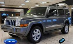 $20,695 2007 Jeep Commander LIMITED