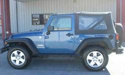 $20,897 Used 2010 Jeep Wrangler for sale.