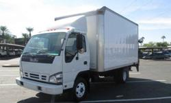 $20,900 2006 ISUZU NPR Straight - Box Truck