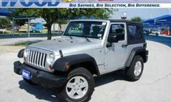 $20,975 2010 Jeep Wrangler 4WD 2dr Sport