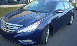 $20,994 2011 Hyundai Sonata Limited Sedan 4D