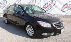 $20,995 2011 Buick Regal CXL Turbo TO1
