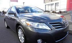 $20,999 2011 Toyota Camry XLE