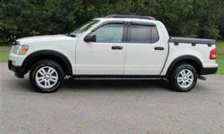 $20,999 Used 2008 Ford Explorer Sport Trac XLT 4x4 SUV,