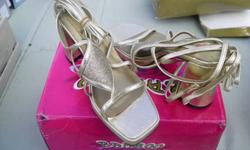 $20 Brand New Special Occasion Shoes/Sandals