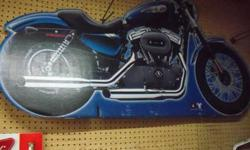 $20 Cardboard Cutout of Motorcycle (Bensalem, PA)