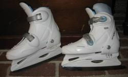 $20 girls NEW~Glider 500 ice skates adjustable size 2-4~Paid