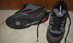 $20 HEELYS-Size 7-Why walk when you can ROLL? Excellent