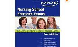 $20 Kaplan Nursing School Entrance Exams