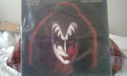 $20 KISS Gene Simmons Solo