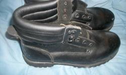 $20 New Mens 12 steel toe Work Boots