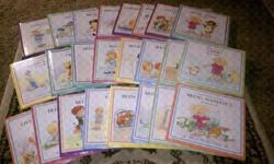"$20 Set of 24 kids books ""help me be good"" series. NIB"