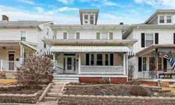 219 Princess St Hanover, a classic Three BR colonial home