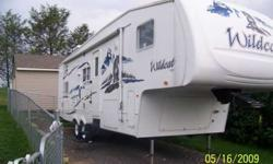 $21,000 2007 Forest River Wildcat 31Qbh
