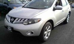 $21,435 2009 Nissan Murano S Sport Utility 4D