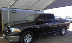 $21,497 2012 Ram 1500 Quad Cab SLT Pickup 4D 6 1/3 ft
