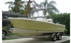 $21,500 2005 21 (ft.) Sea Hunt (Less Than 100 Hours!)