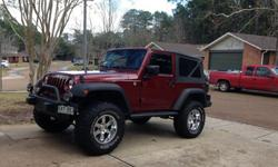 $21,500 2007 Jeep Wrangler For Sale