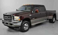 $21,730 2004 Ford F-350 KING RANCH