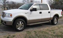 $21,808 Used 2006 Ford F-150 King Ranch 4x4 Truck, 98,000