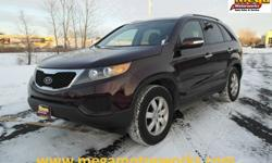 $21,988 2013 Kia Sorento LX2 SUV Financing Available