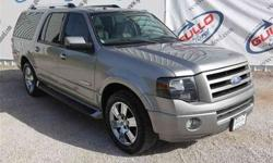 $21,995 2008 Ford Expedition EL Limited
