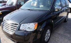 $21,995 2010 Chrysler Town & Country TOURING PLUS
