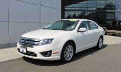 $21,995 2012 Ford Fusion SEL