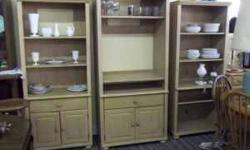 $225 3 Piece Wall Unit (Louisville)