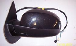 $225 Chevrolet Factory Folding/Heated/Signal Power Mirror