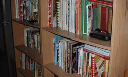 $225 cookbook collection 400 + -