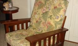 $225 ETHAN ALLEN Mission Style Chair