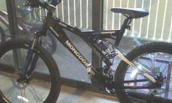 $225 Mongoose Xr comp mountain bike full suspension - $200