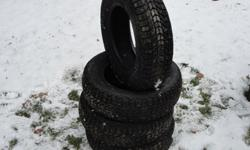 $225 Studded Winter Firestone Tires
