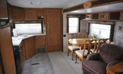 $22,000 08 Northwood 5th Wheel (Springfield or.)