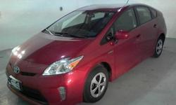 $22,280 2012 Toyota Prius Two Hatchback 4D