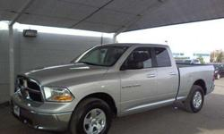 $22,499 2012 Ram 1500 Quad Cab SLT Pickup 4D 6 1/3 ft