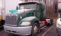 $22,500 2003 MACK CX613 Tandem Axle Sleeper