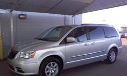 $22,660 2012 Chrysler Town & Country Touring Minivan 4D