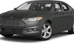 $22,695 2013 Ford Fusion S