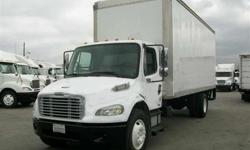 $22,750 2006 freightliner m-2 24 foot tall box
