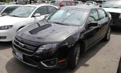 $22,771 2012 Ford Fusion SEL