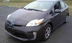 $22,795 2012 Toyota Prius Four Hatchback 4D