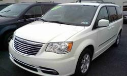 $22,842 2012 Chrysler Town & Country Touring Minivan 4D