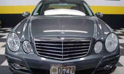 $22,900 2007 Mercedes Benz E350 sport, Flint Grey, Clean,