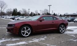 $22,900 2010 Chevrolet Camaro Coupe 2lt